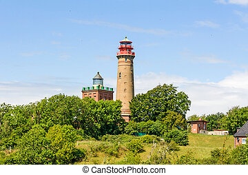 Lighthouse Kap Arkona, Schinkelturm - Lighthouse at Kap ...