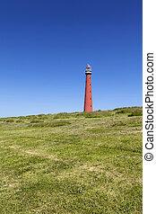 Lighthouse Lange Jaap Den Helder The Netherlands