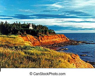 Photographed on the coast of Prince Edward Island