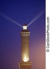 Lighthouse of Genoa