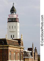 lighthouse of Harlingen