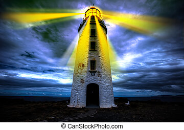 Lighthouse of hope
