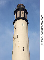 Lighthouse of Risban in Dunkirk