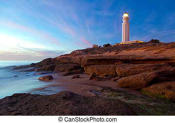 Lighthouse of Trafalgar, Cadiz - Wonderful lighthouse known...