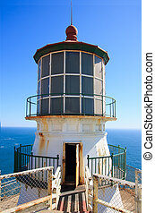 Lighthouse - Old lighthouse in Point Reyes NS, California