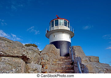Lighthouse on Cape of Good Hope