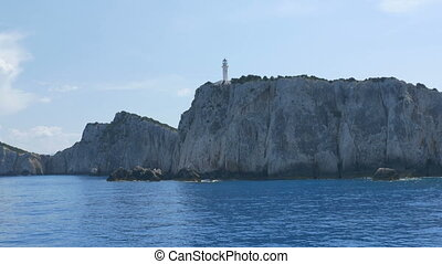 Lighthouse on Greece Ionian Islands - Beautiful lighthouse...