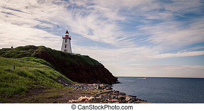 Lighthouse on Prince Edward Island