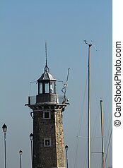 lighthouse on the pier