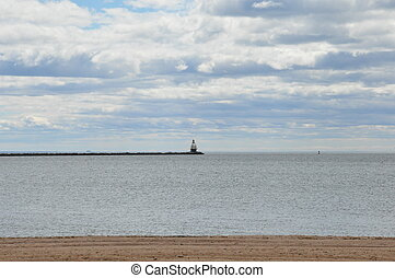 Lighthouse Park in Connecticut