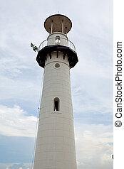 Lighthouse river