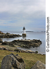 Lighthouse, Salem Massachusetts