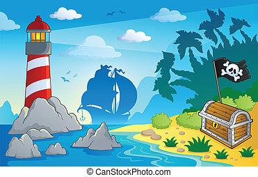 Lighthouse theme image 2