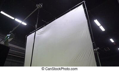 Lighting diffusion equipment frame stands grip cinema commercial video production camera movement