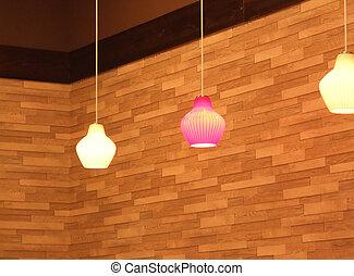 Lighting equipment - This is a lighting equipment.