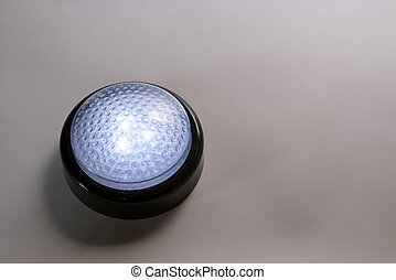 LED round tap light
