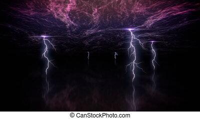 Lightning armageddon loop