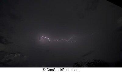 Lightning  - Summer Storm Lightning