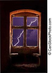 Lightning window