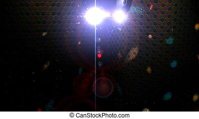 lights, дискотека