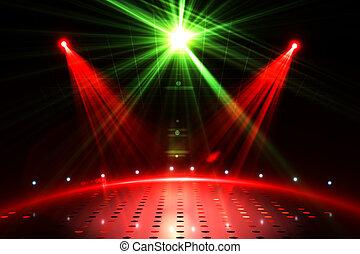 lights, ночная жизнь, круто