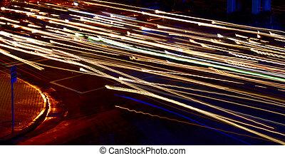 lights, улица