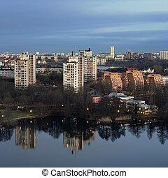 Lights in Stockholm