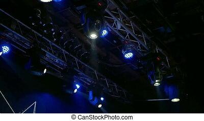 Lights oncert music - Spectrum lights concert music rock