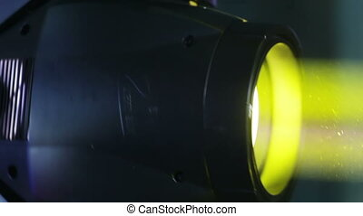 Lights rays device