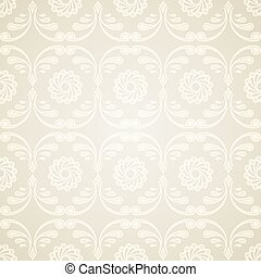 Lightweight seamless patterned background. Vector illustration
