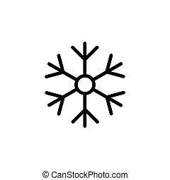 surgel snowflake blanc fond surgel illustration illustration vectorielle rechercher. Black Bedroom Furniture Sets. Home Design Ideas