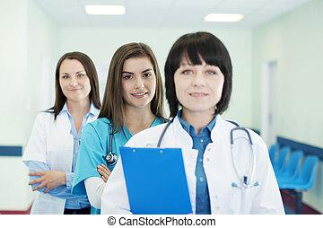 ligne, médecins