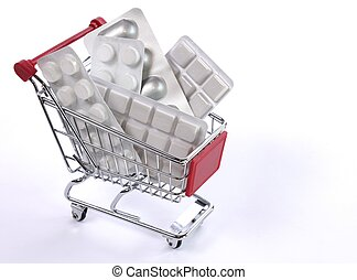 ligne, pharmacie