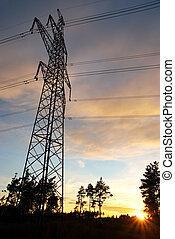 ligne transmission