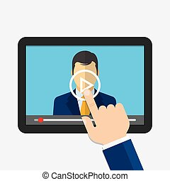 ligne, webinar, apprentissage distance, conférence, internet, conférences
