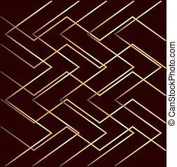 lignes, structure, fond