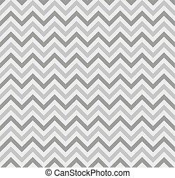 lignes, vecteur, pattern., seamless, zigzag