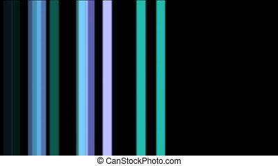 lignes, vertical, mouvement