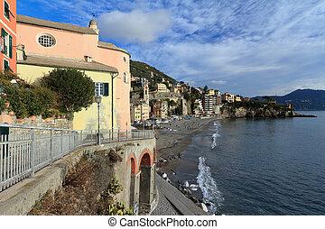 Liguria - Sori, Italy