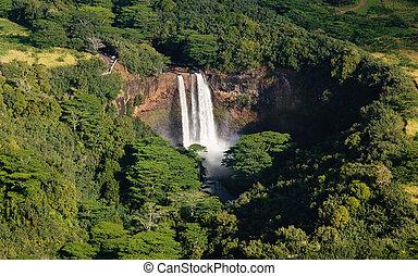 lihue, wailua, kauai, dalingen