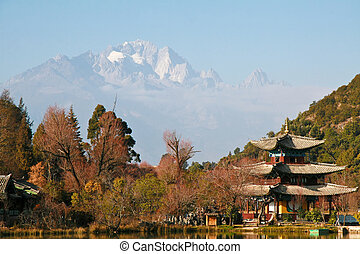 Lijiang, Yunnan province, China