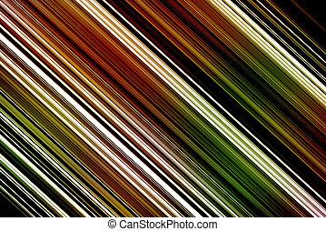 lijnen, kleurrijke, achtergrond