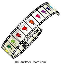 lijstjes, film