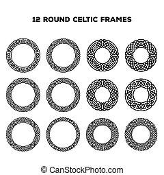 lijstjes, keltisch, ronde