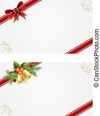 lijstjes, kerstmis