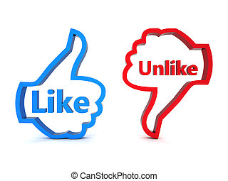 Like and Unlike