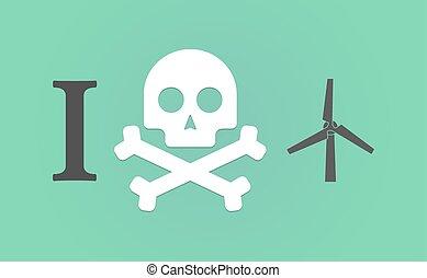 """like"""", geroglifico, generatore, non faccia, """"i, vento"""