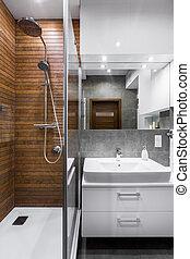 Like spa bathroom idea