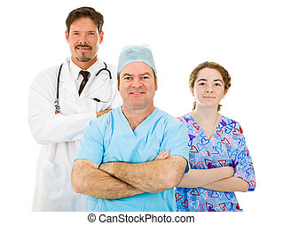 likeable, 病院の スタッフ, 医学