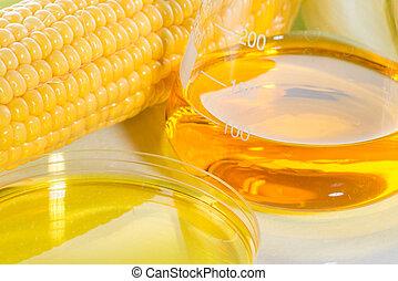 liktorn, sweetcorn, saft, biofuel, eller